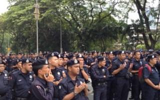 Police violence – a damper?