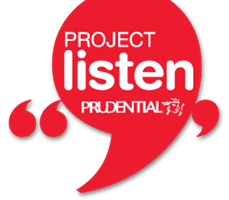 Prudential Project Listen: Voice of the Voiceless