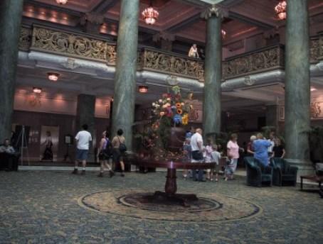 Interior Joseph Smith Memorial Building