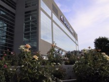 Delta Center Building