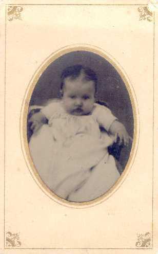 Rosa May Loy (baby)
