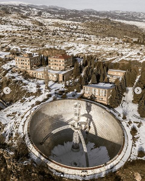 телескоп геруни