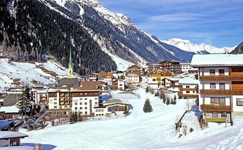 горнолыжные курорты Австрии для начинающих