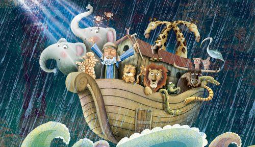 L'arca di Noè (i vaccini non bastano)