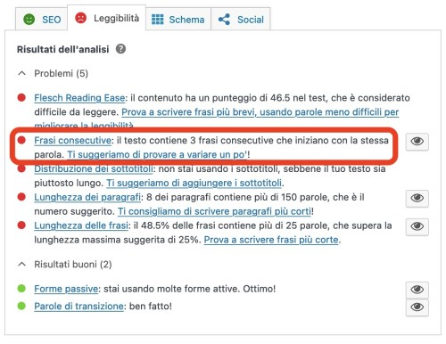 Come Google ci rende stupidi: l'analisi di Mr. SEO del mio articolo su Giuseppe Conte