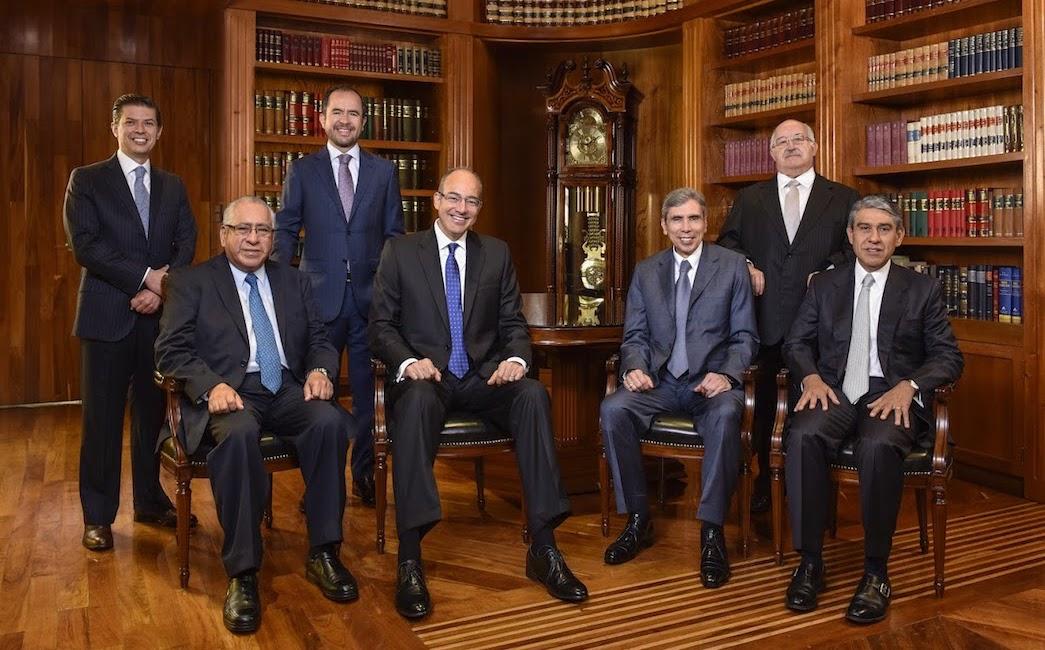 Cuarto equipo de socios de Lozano Gracia Abogados