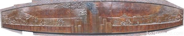 NYFD Memorial Wall