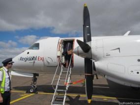 Our Rex Plane