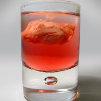 Cocktail Bloody Brain per #zombie assetati
