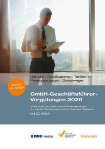 GmbH Geschäftsführer Vergütungen 2020