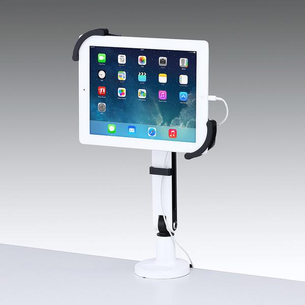 7~11インチ対応iPad・タブレット用アーム(クランプ式・1本アーム)商品画像