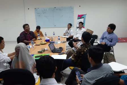 LP2M IAIN Manado Gelar Visiting Researcher Series 1