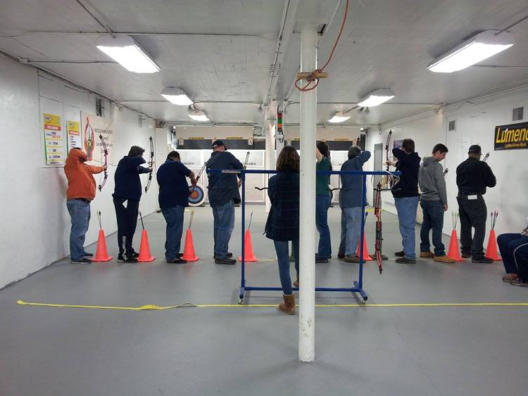 LPA hosted a NJ State NASP BAI instructor class on 1/28/17. The class was full with 10 students.