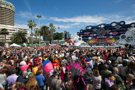 Resultado de imagen para carnaval las palmas