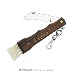 251411 lp affutages couteau herbertz champignon bois 11cm inox