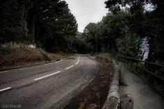 Sur la route de St-Anne