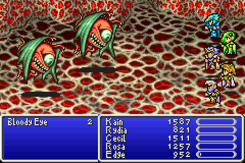 Final Fantasy IV Advance Part 24 Its Good To Be The King