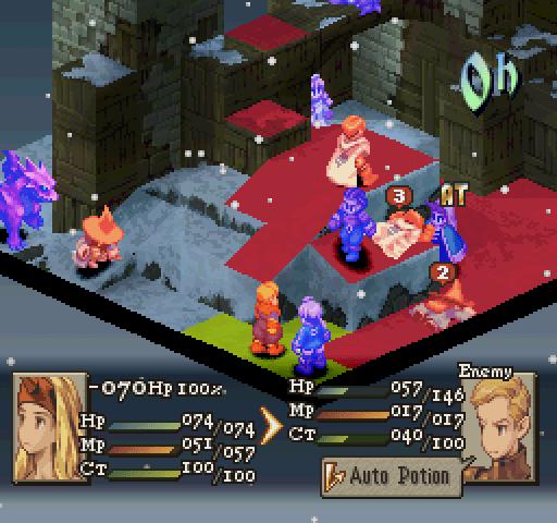 Final Fantasy Tactics Part 13 Fort Zeakden