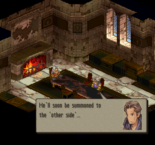Final Fantasy Tactics Part 63 Gate Of Limberry Castle