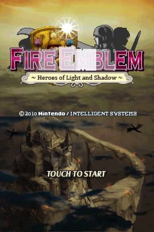 Fire Emblem Heroes Light And Shadow