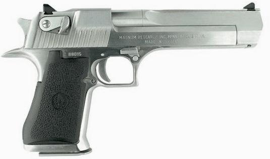 Real life gun