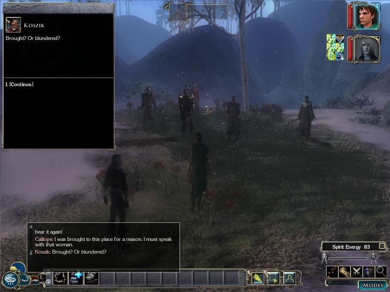 Neverwinter Nights 2 Mask Of The Betrayer Part 19 Id