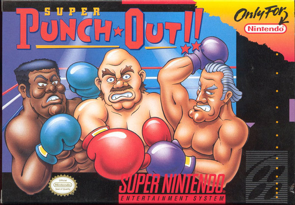 Super Punch Out (Super Nintendo) Game Review