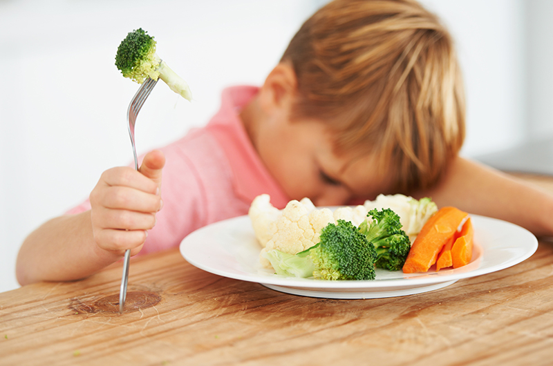 Incorporating Nutrition into Mealtime for Picky Eaters