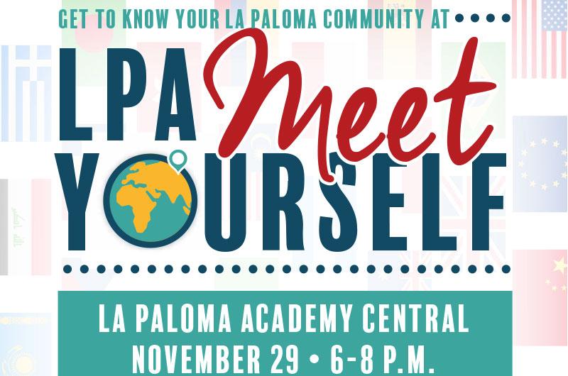 Celebrate Diversity at LPA Meet Yourself