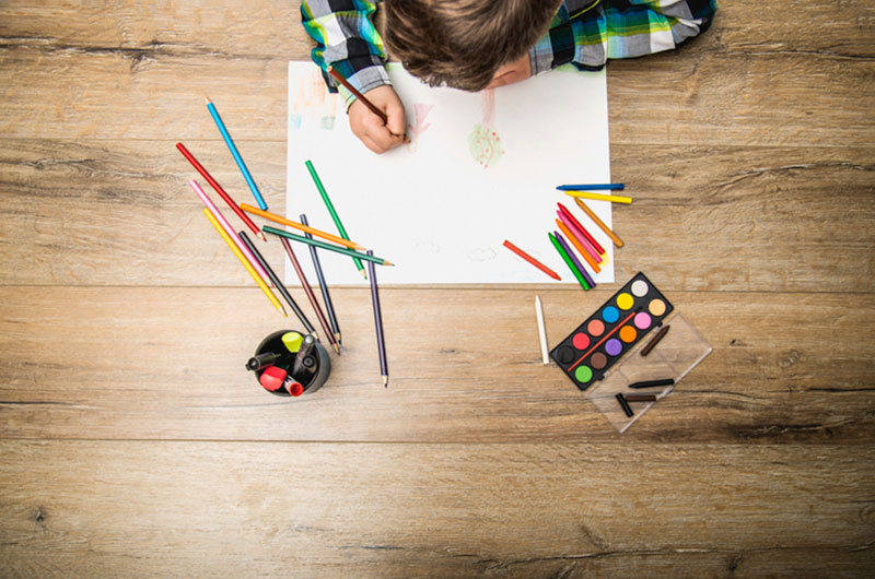 How Kids Learn Life Skills Through Art and Music