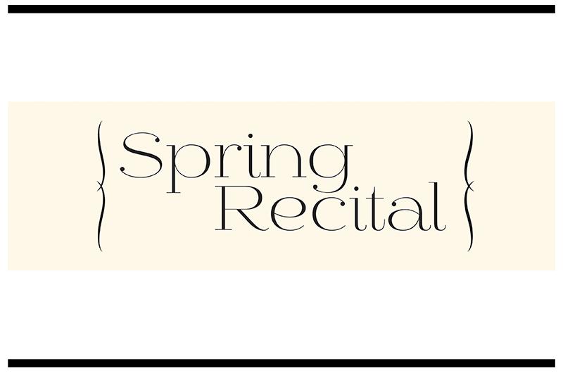 Harmony Project Spring Recital