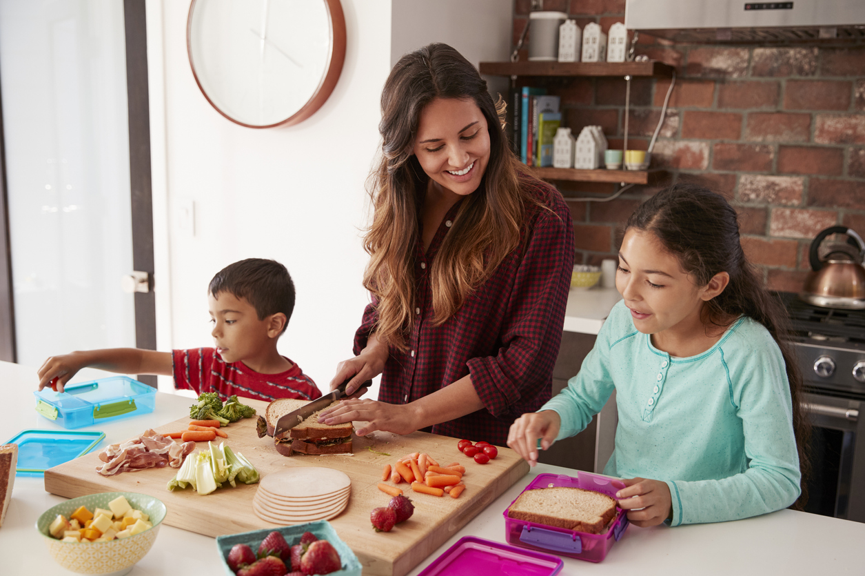 How To Convince Kids To Eat … And Love … Healthier Foods
