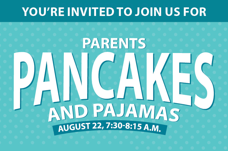 Everyone Loves Their Parents, Pancakes, and Pajamas