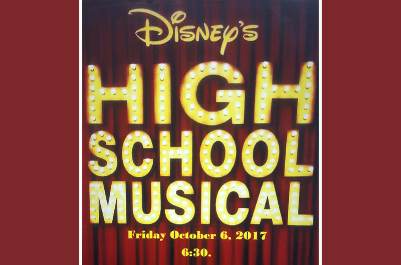 South Students Preview <em>High School Musical</em>