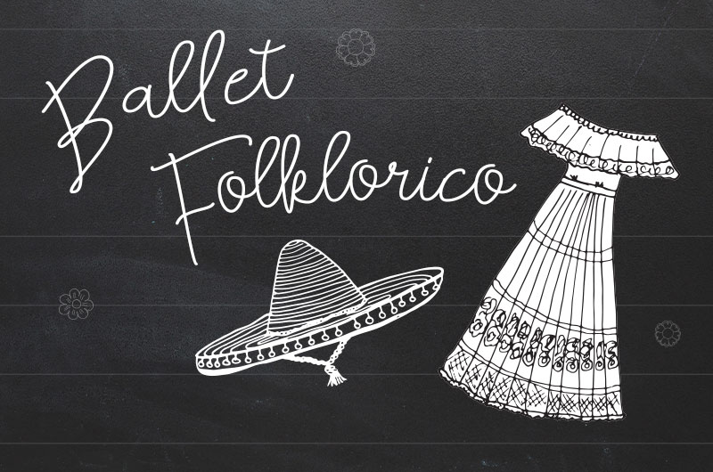 Ballet Folklorico Classes Return to La Paloma South