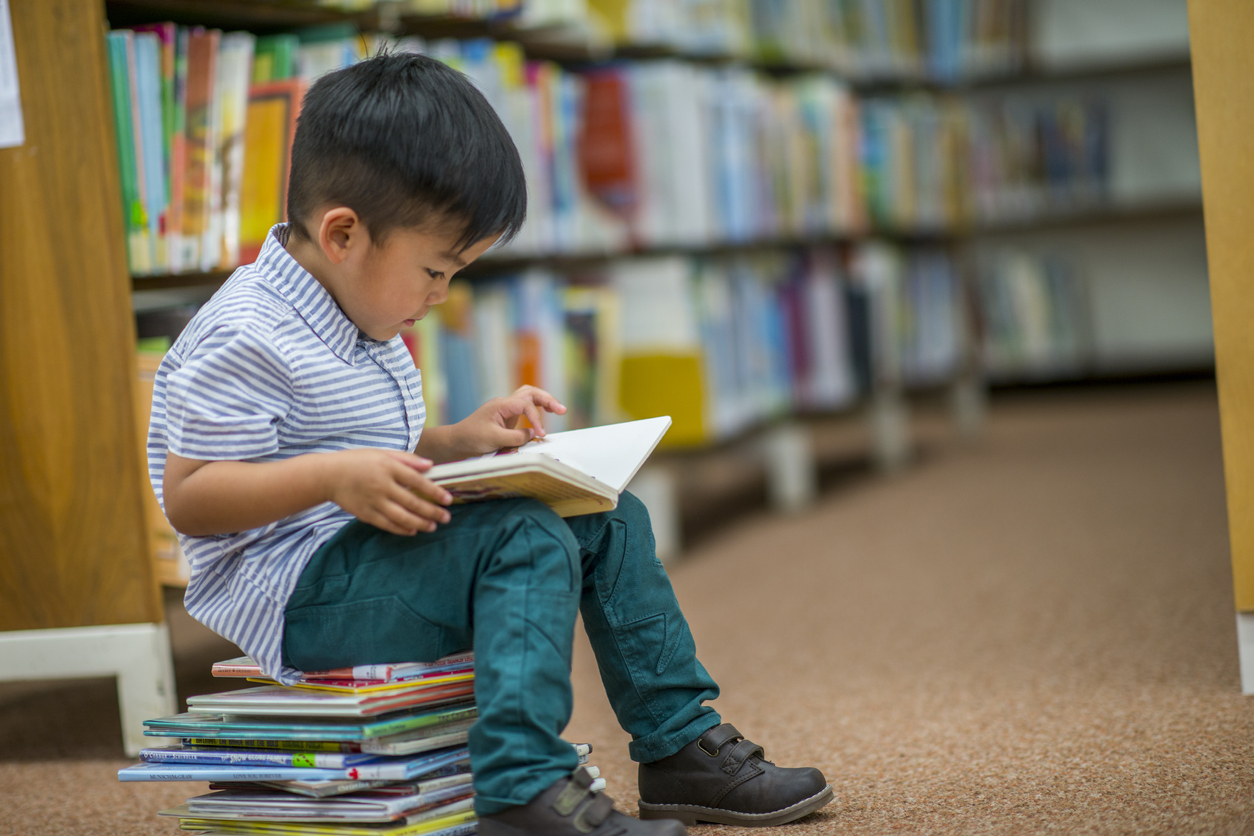 The Secret to Your Child's Success: Focus on Reading
