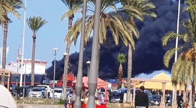 وزارة الصحة.. مقتل 3 وجرح 5 نتيجة قصف ميناء طرابلس