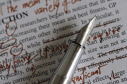 Teaching the process of writing