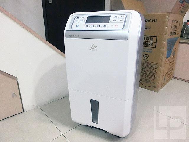 日立除濕機HITACHI RD-200FS動手玩:萬元內的高CP值好選擇