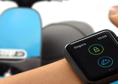Gogoro將加入智慧解鎖功能:用手機或Apple Watch即可解鎖上鎖開車廂 @LPComment 科技生活雜談