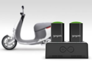 Gogoro推出GoCharger智慧電池座,同時宣布能源網路共享計劃