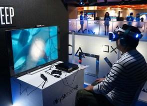 TpGS 2016台北電玩展直擊!三大VR虛擬實境裝置正面對決