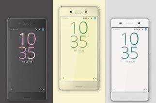 Sony Xperia X ,X Performance、 XA新系列登場!預計夏季推出