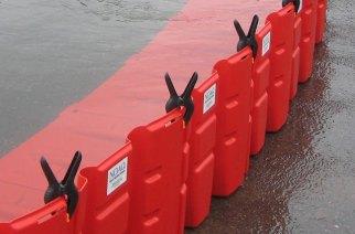抗水災新利器!NOAQ Boxwall活動式防洪板引進台灣