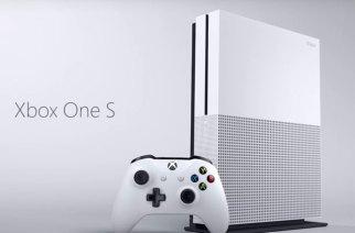 Xbox One S發表!體機更小、支援4K輸出與HDR遊戲