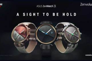 ASUS ZenWatch 3發表!圓形、三按鍵、預載Android Wear 2.0 @LPComment 科技生活雜談