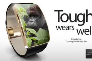 康寧發表智慧手錶專用Gorilla Glass SR+ 可提升70%抗衝擊能力