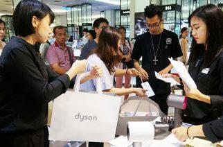 Dyson supersonic吹風機首批預購取貨 8/16正式在台開賣