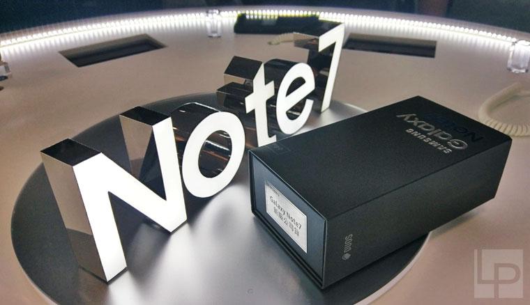 新版 Samsung Galaxy Note 7