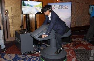 周永明領軍!Futuretown於TGS發表模組化VR體感平台5D Totalmotion